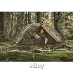 1-person TCOP Combat Tent New U. S. Military Surplus Army Issue Hunt Camp Hike