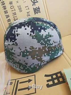 100%Genuine China ARMY Military Surplus PLA type 03 Helmet + Cover