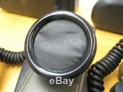 2 Vintage Military U. S. Army Field Phones Telephone Set TA-1/PT Movie Prop