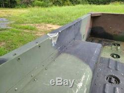 2010 M1102 Military Cargo Trailer HMMWV M998, M1101, Army