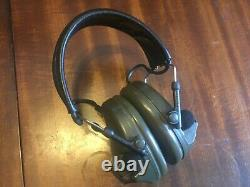3M Peltor ComTac XP MT17 Ear Defenders Protection Headset Military Police UKSF 2