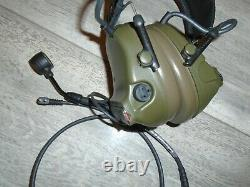 3m Peltor Comtac Xp HP Kit British Military Issue New