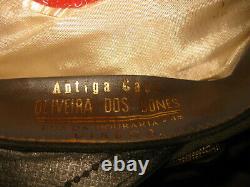 ANTIQUE PORTUGAL PORTUGUESE MILITARY ARMY GENERAL ARMY CAP HAT KEPI KAPPE 1960s