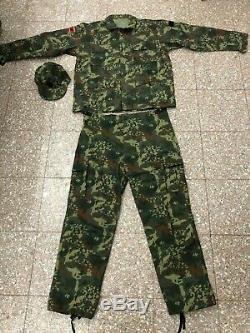 Albania Army New Military Flectarn Camo Uniform Albanian Camouflage Complete Xlr