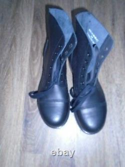 Ammo Boots Size 8m Average Width Fitting British Army Issue New