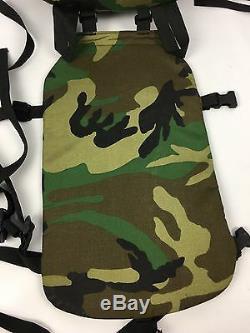 Army Military Surplus Gregory SPEAR Patrol pack Woodland Camo USGI