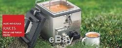 Army Ration Water heater RAK15. Military Surplus New 24v Armoured vehicle