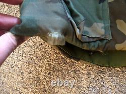 Army Surplus/Military Flak Jacket Fragmentation Vest BDU Size Medium M