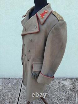 Army Uniform Dress Officer Captain Coat Yugoslavia Military JNA SFRJ INJEL