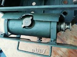 BRITISH MILITARY STOVE COOKER PORTABLE No 2 & 3 PETROL 1965 WITH TOOLS