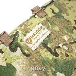 BULLDOG AIRBORNE WEBBING SET WITH MOLLE YOKE 4 POUCH Military Para SF MTC Camo