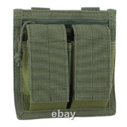 BULLDOG OPERATOR MOLLE CHEST RIG OLIVE GREEN Military Army Tactical Vest Carrier