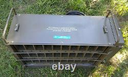 Battery Charger Rf10-k30 For Manpack Rf-10 Radio Czech Army Military Receiver