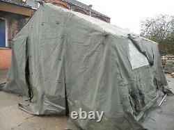 British Army 12x12 Tent Mk2 Military Tent Event Shelter Bushcraft Camp Garden
