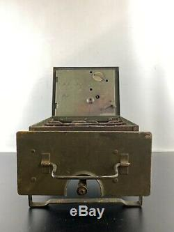 British Army Cookers Portable No. 2 & No. 3 Petrol Field Military Cooker / Stove