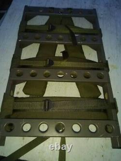 British Army Load Carrier Pack Frame Military Radio Equipment Carrier Nos