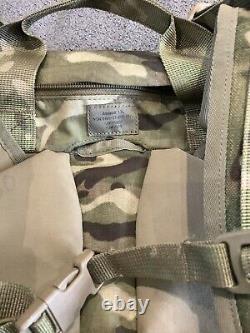 British Army MTP 17 Litre Virtus Assault Pack Daysack Rucksack Military