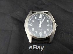 British Army Military 2009 Pulsar G10 Watch nice issued condition