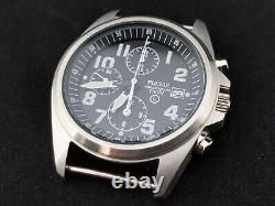 British Army Military 2014 Pulsar Gen 2 Chronograph Watch outstanding cond