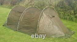 British Army Military 4 Man Arctic Shelter Tent With Poles