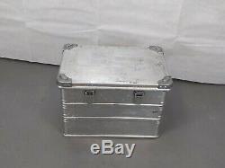 British Army Military Betra Aluminium Transport Flight Storage Case Box
