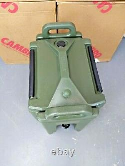 British Army Military Cambro UC250 Insulated Hot & Cold Drinks Dispenser