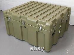 British Army Military Large Equipment Transport Flight Storage Case Box