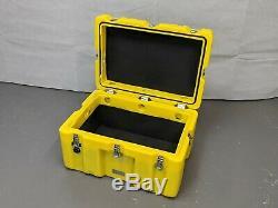 British Army Military Lockable Equipment Transport Flight Storage Case Box