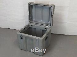 British Army Military MOD Equipment Transport Flight Storage Case Box