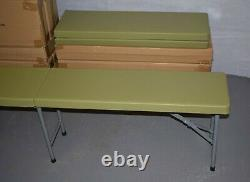 British Army Military MOD Folding Bench Current Issue New