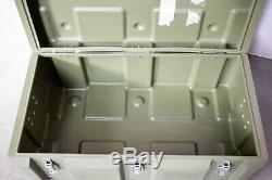 British Army Military MOD Lockable Transport Flight Storage Case Box