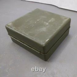 British Army Military MOD No 12 Diesel Cooker Stove Camping Fishing