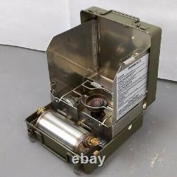 British Army Military MOD No 12 Diesel Cooker Stove Land Rover