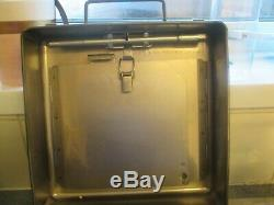 British Army No12 Kerosene Paraffin Diesel Stove Cooker. Camping Military MOD