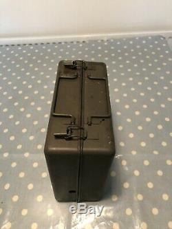 British Army No12 Kerosene Paraffin Diesel Stove Military Complete