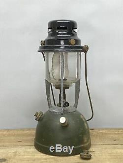 British Army Paraffin Lantern Tilley Vapalux Lamp Willis & Bates Military Fis