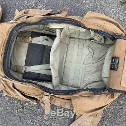 British Army Surplus Issue Eberlestock G3 Phantom Molle Sniper Bergen Drag Bag