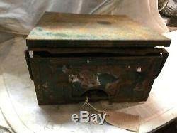 British Military Army Gas Petrol Safety Cooker No. 2 Camping Stove