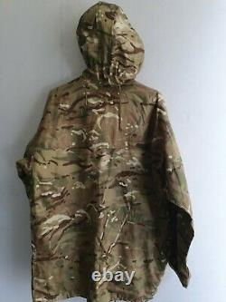 British Military Army Mtp Garbardine SAS Smock Old Style 180/104 Combat New
