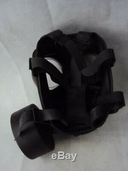 British Military Army S10 Gas Mask / Respirator with Filter, Size 1