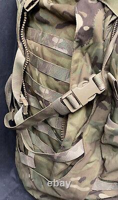 British Military MTP 90 Litre Virtus Bergen Rucksack
