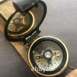 British military wrist compass, 1962