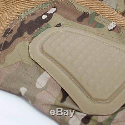 Bulldog ECU2 Mil-Spec Military Army Combat Trousers With Knee Pads MTP Multicam