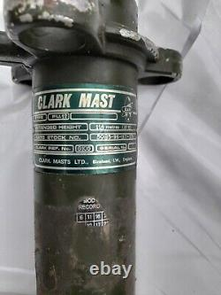 CLARK Military/Army PU12 12m Mast and full pin fitting Kit used in VGC