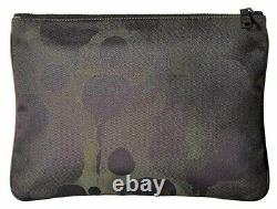 COACH'Wild Beast Camo' Men's Large Multifunctional Printed Textile Pouch NWT