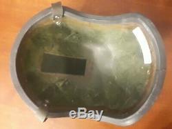 CVC Combat Vehicle Crewman Helmet Military / Army Surplus Size Medium
