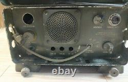 CY-615 R-174/URR PP-308/URR US Army Military Radio
