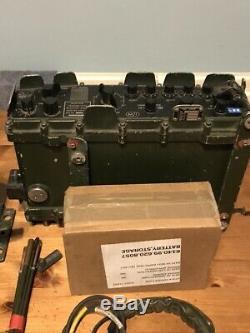 Clansman Military UK RT320/1 PR320/1 c/w LSB Mode GRADE B HF SET GWO