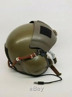 Cold War Era US Army Gentex SPH-4 Helicopter Flight Helmet Military Pilot Helmet