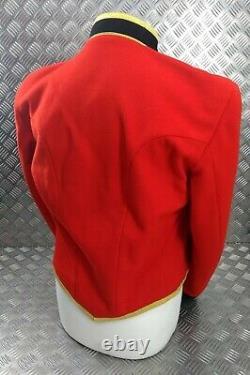 EX British Army Military RMP MP SSGT Staff Sergeant Mess Dress Jacket